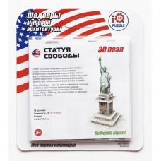 IQ 3D-Пазл MA006 Статуя Свободы