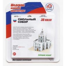IQ 3D-Пазл MA024 Смольный монастырь
