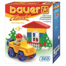 Бауер Конструктор 379 ЭКО Классик 32эл. в. к 36. 36, м6. 6