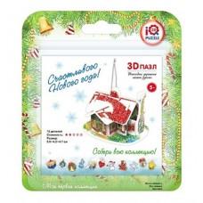 IQ 3D-Пазл 17009 Рождественский дом