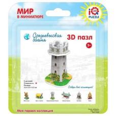 IQ 3D-Пазл IQMA034 Голландская деревня. Средневековая башня