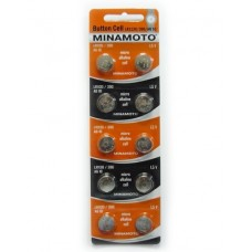 Minamoto  AG10. 390. LR1130 BL-10, 1. 10. 200