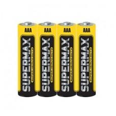 SuperMax  AAA R03 б. б 4. 60. 1200
