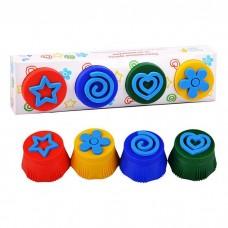 Genio Kids НДТ 1400 Пальчиковые краски со штампиками