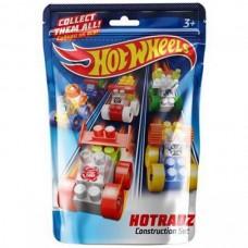 Бауер Конструктор 708 Hotroadz Hot Wheels Машина-конструктор в. п