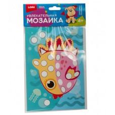 LORI Увлекательная мозаика (набор малый) Км-007 Рыбка