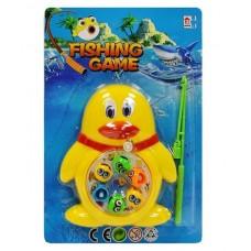 Игра Рыбалка заводная 1712D028 н. б кор. 2*180шт., желтый