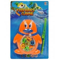 Игра Рыбалка заводная 1712D028 н. б кор. 2*180шт., оранжевый