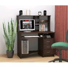 Мебель-Комплекс СК-08Н Стол компьютерный Венге Магия (2 пак.)