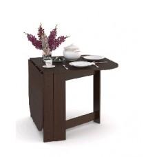 Мебель-Комплекс Стол-тумба полукруглый Венге Цаво (1 пак.)