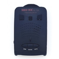 Радар-детектор SHO-ME G-700 SIGNATURE