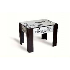 Журнальный столик БИТЕЛ Чайный столик-2 (Бабочки)