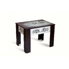 Журнальный столик БИТЕЛ Чайный столик-3 (Кони)