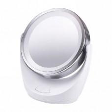 Зеркало косметическое MARTA MT-2646 белый жемчуг