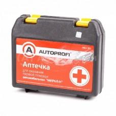 AUTOPROFI (MED-300) Аптечка первой помощи автомобильная