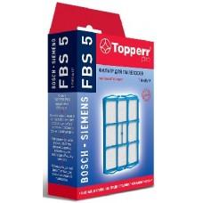 TOPPERR FBS 5 Защитный фильтр мотора для пылесосов