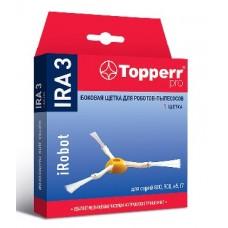 TOPPERR 2203 IRA3 Боковая щетка для пылеосов IROBOT ROOMBA (80?,90?, E5, I7 серия)