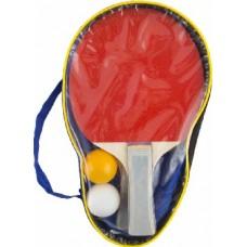 ЭКОС Набор для игры в пинг-понг PPS-03 в сумочке 323134