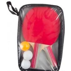 ЭКОС Набор для пинг-понга PPSET-06 в сумочке 323129