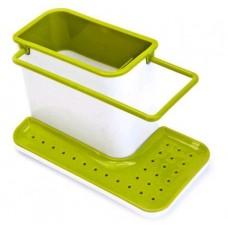 BRADEX TK 0206 Органайзер для раковины вертикальный, зеленый