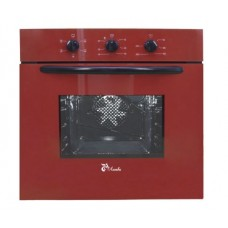 Духовой шкаф электрический ЛЫСЬВА ДЭВ 53р4 (красный)