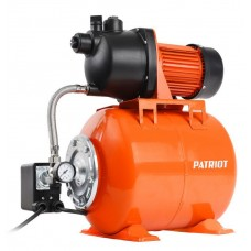PATRIOT PW 1200-24 P, пластик, 24 л, 1200 вт.