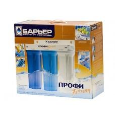 Фильтр для воды БАРЬЕР ПРОФИ FERRUM (тройка+кран)
