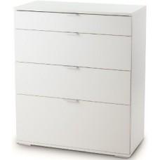 VENTAL Комод НК-1 белый