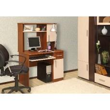 Компьютерный стол АТЛАНТ Интел 15 Венге Магия/Дуб Девонширский (1 упаковка)